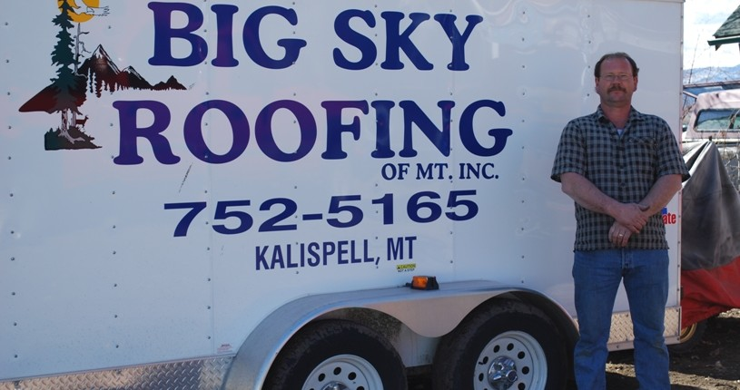 Big Sky Roofing Of MT. Inc. History